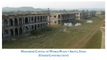 India (Akona) Maharishi Capital of World Peace