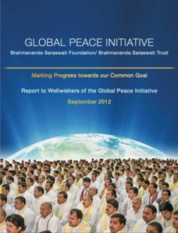 Global Peace Initiative 2012