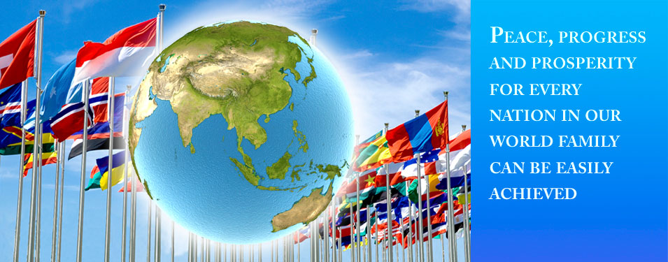 importance of peace in the world